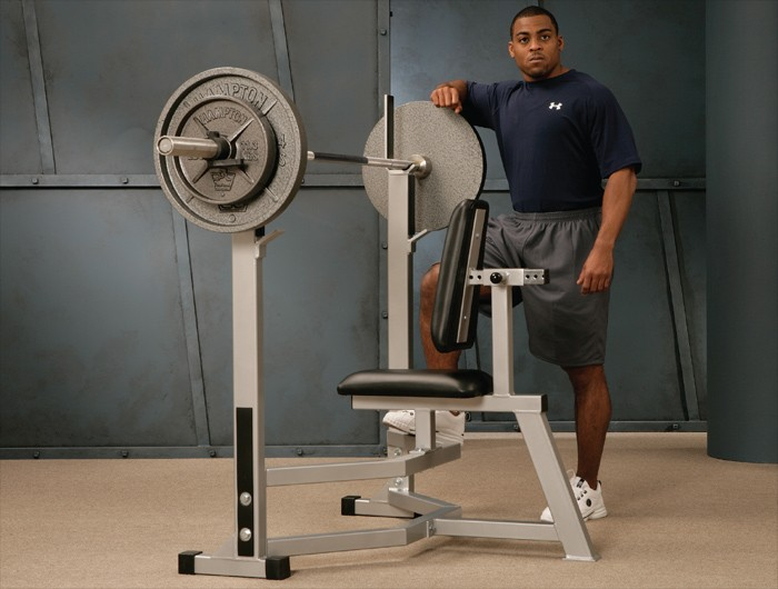 Olympic Shoulder Press #04