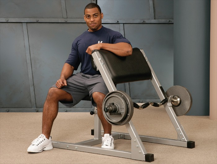 Arm Curl Bench #11