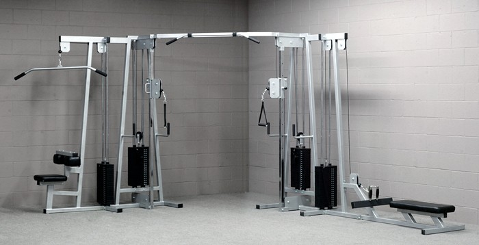 4 Stack Functional Trainer #130
