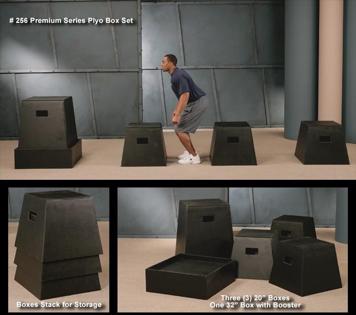 Premium Series Plyo Box Set #256