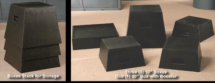 Plyo Box Set #261