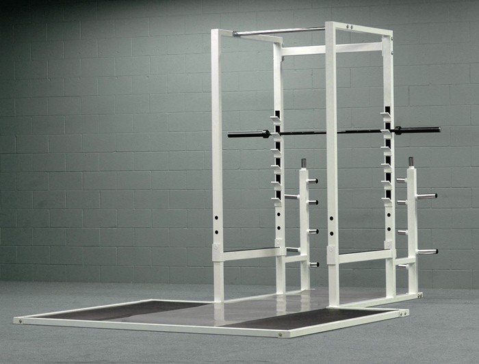 8 Foot Power Rack with Platform # 41B