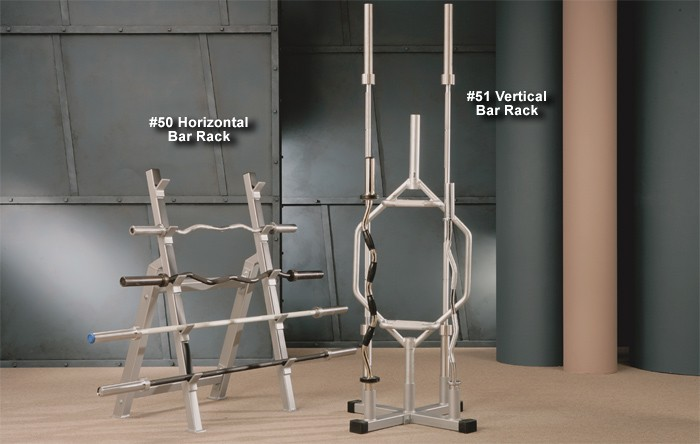 Vertical Bar Rack #51