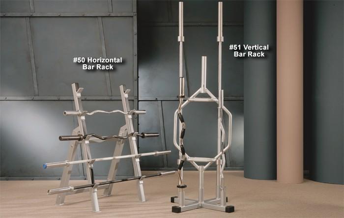 Vertical Bar Rack #51