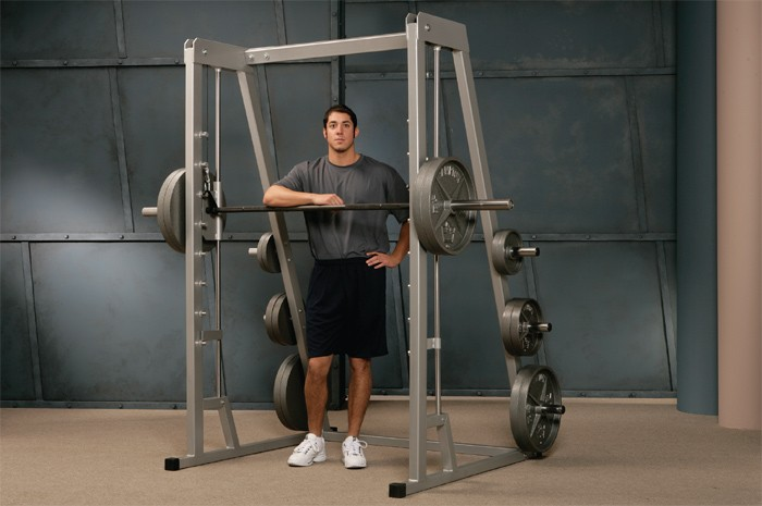 Counter Balanced Smith Machine #52A