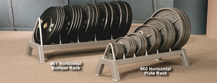 Horizontal Plate Rack #60