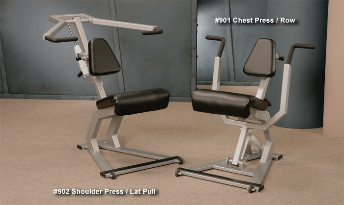 Chest Press / Row #901