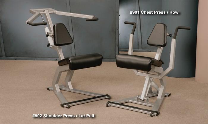 Shoulder Press / Lat Pull #902