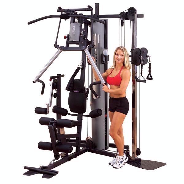 Bi-AngularÆ Home Gym