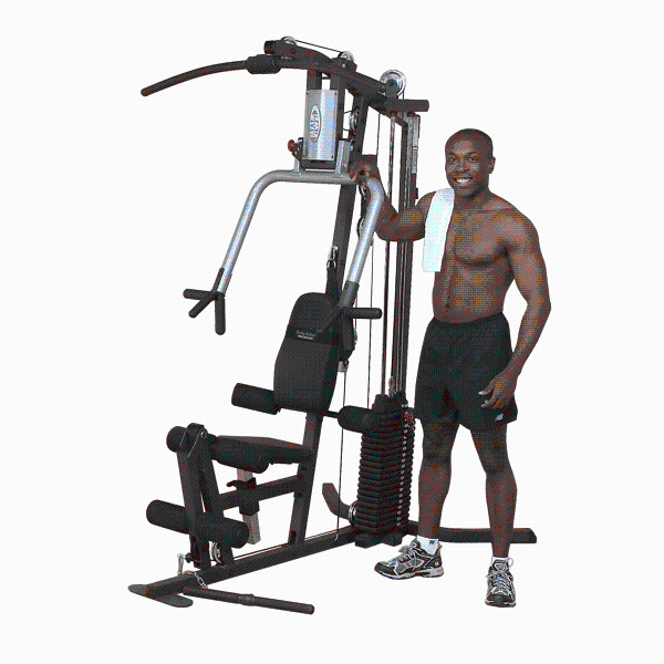 Selectorized Home Gym