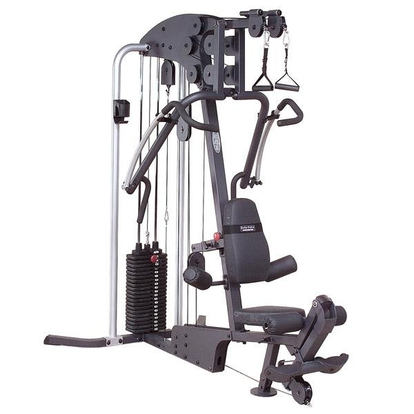 ISO-FlexTM Home Gym