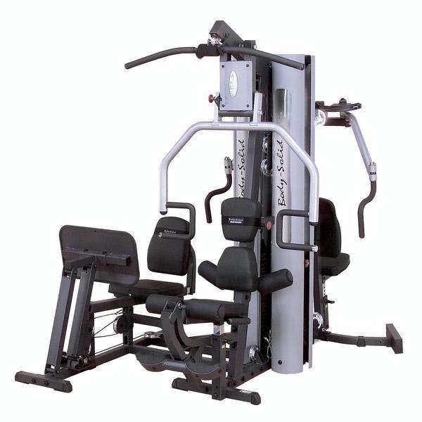 Selectorized Multi-Station Gym