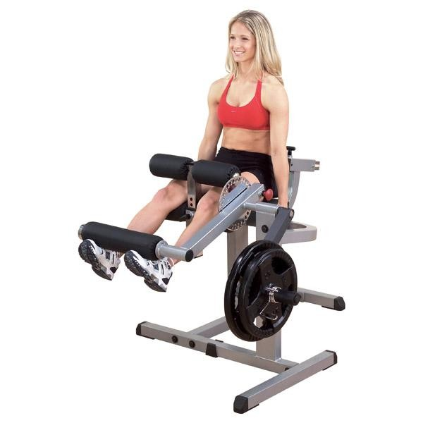 Cam Series Leg Extension/Leg Curl Machine