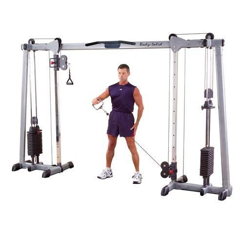 Cable Crossover Functional Trainer