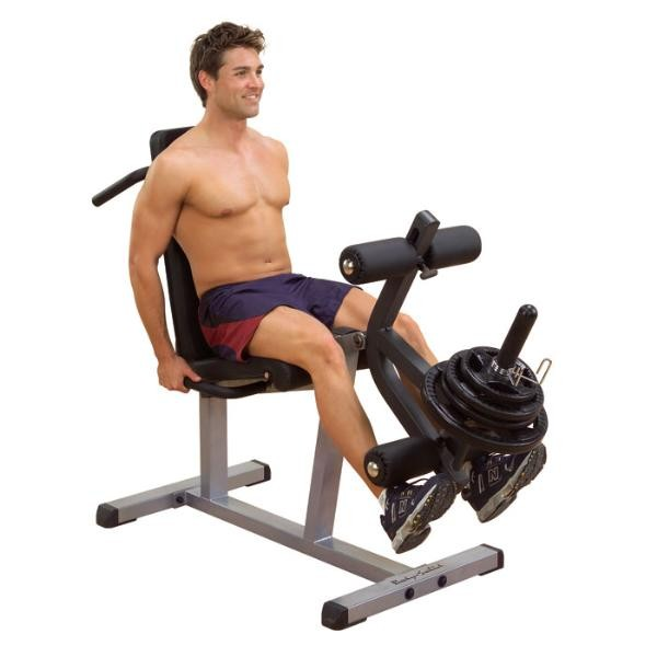 "2""x3"" Leg Curl/Extension Station"