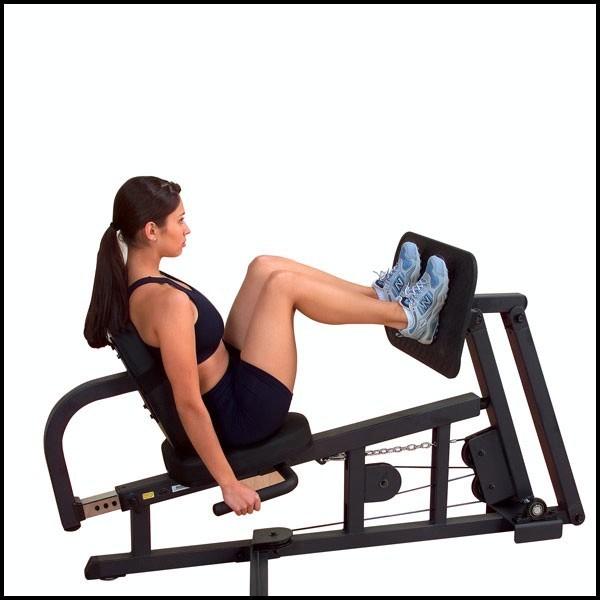 Premium Leg Press/Calf Attachment