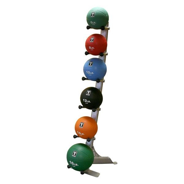 Body-Solid Tools Medicine Ball Rack