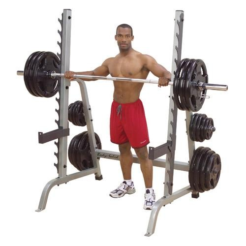 "2""x3"" Multi-Press Rack"