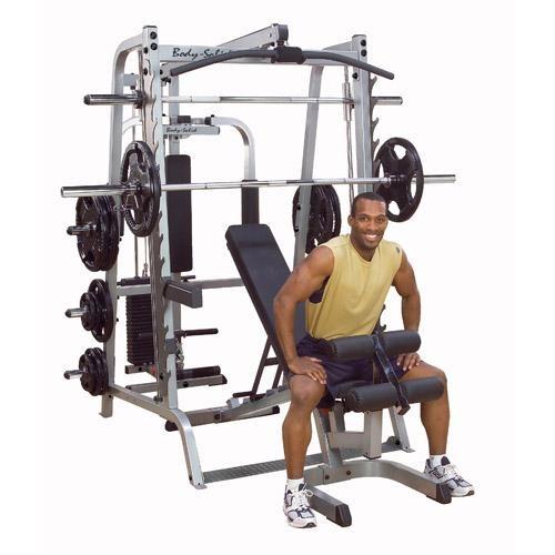 Series 7 Smith Gym System