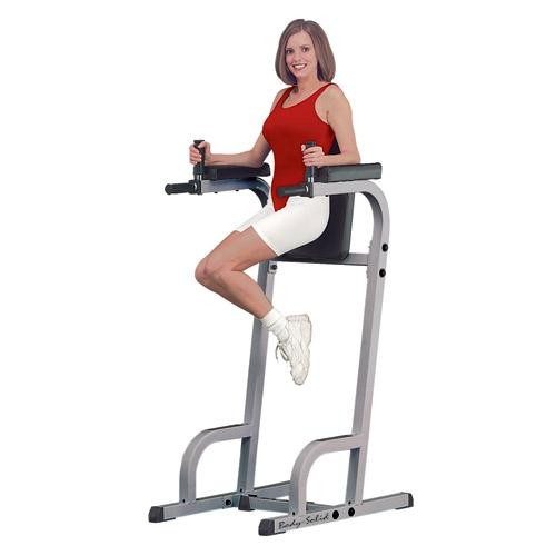Vertical Knee Raise and Dip Station