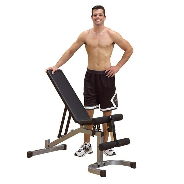 Powerline Flat/Incline/Decline Bench
