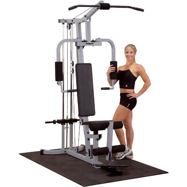 Powerline Hardcore Gym