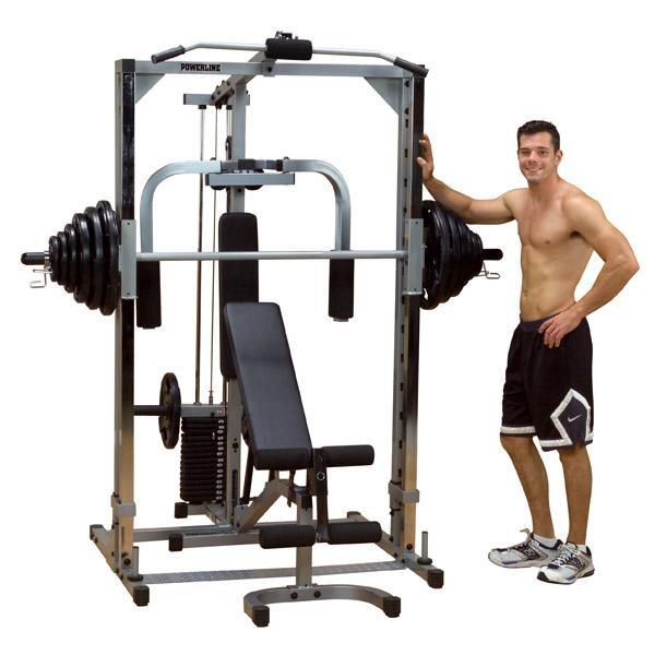Powerline Smith Machine System