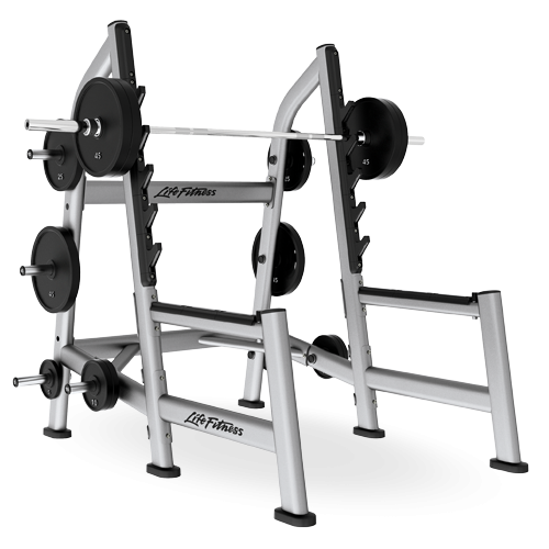 Olympic Squat Rack