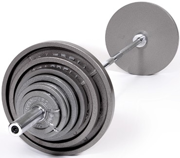 Olympic 300 lb. Weight Set
