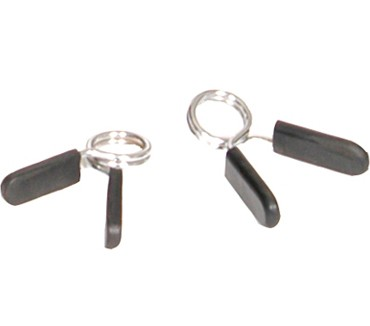 1 inch EZ-on Spring Collar with Rubber Grip